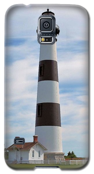 Galaxy S5 Case featuring the photograph Bodie Lighthouse by Bob Sample