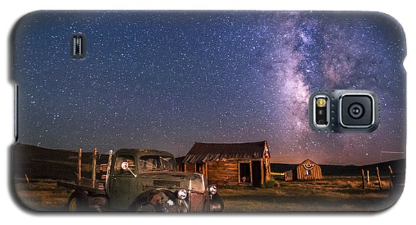 Bodie Nights Galaxy S5 Case