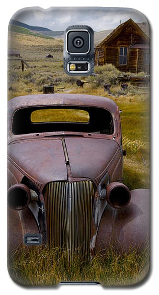 Bodie Rest Stop Galaxy S5 Case by Jim Snyder