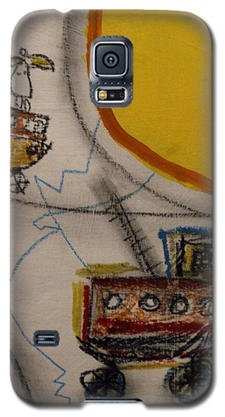 Body As A Box 6 Galaxy S5 Case by Clarity Artists