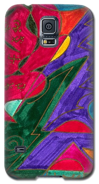 Body Zero # 5 Galaxy S5 Case by Clarity Artists