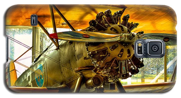 Boeing 100p Fighter Galaxy S5 Case