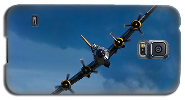 Boeing B-17 Flying Fortress Galaxy S5 Case
