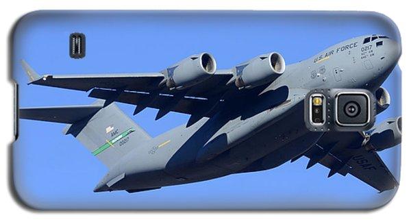 Boeing C-17a Globemaster 3 Phoenix Sky Harbor January 5 2015 Galaxy S5 Case