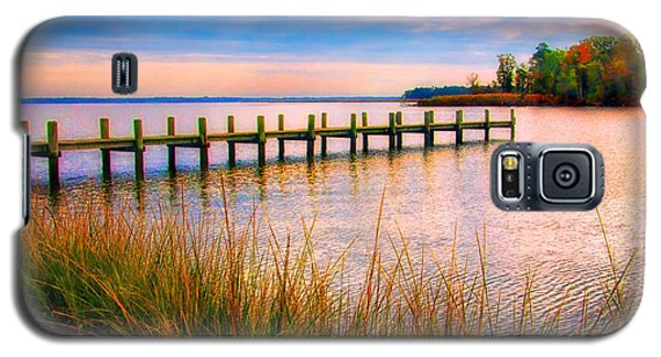 Bogles Wharf Landing Galaxy S5 Case