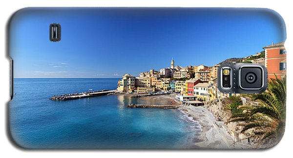 Bogliasco Village. Italy Galaxy S5 Case