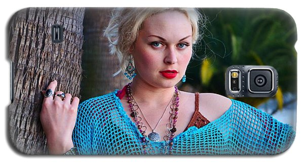 Bohemian Beauty Galaxy S5 Case