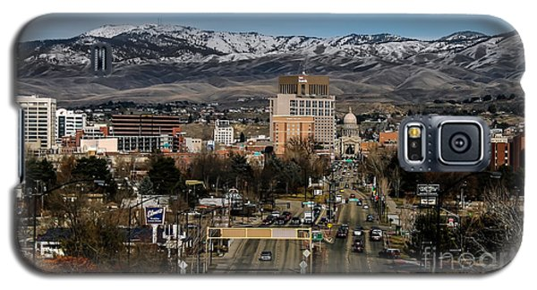 Boise Idaho Galaxy S5 Case by Robert Bales