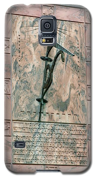 Bok Tower Sundial Galaxy S5 Case