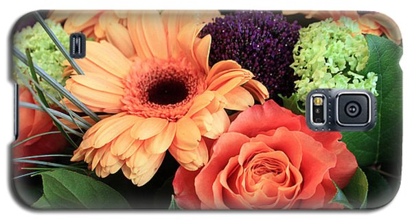 Bold Bouquet Galaxy S5 Case