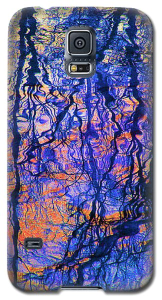 Bold Tree Reflections Galaxy S5 Case