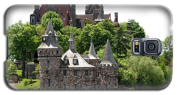 Boldt Castle And Powerhouse Galaxy S5 Case by Rose Santuci-Sofranko