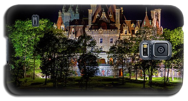 Boldt Castle On Heart Island Galaxy S5 Case by Don Nieman