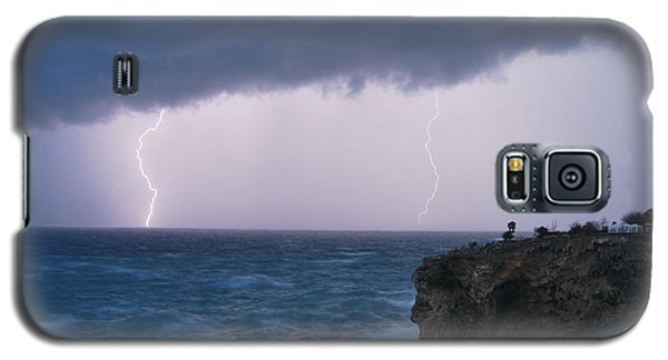Bolts On The Water Galaxy S5 Case