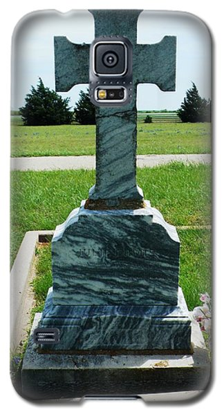 Bomarton Catholic Cemetery 10 Galaxy S5 Case