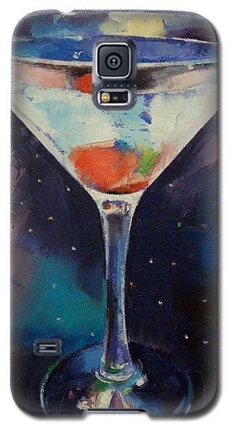 Bombay Sapphire Martini Galaxy S5 Case