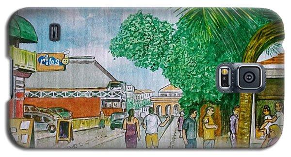 Bonaire Street Galaxy S5 Case