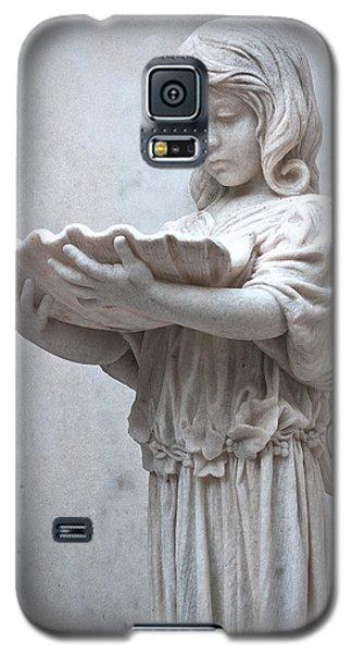Bonaventure Angel Galaxy S5 Case