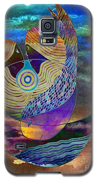 Bonded In Harmony Galaxy S5 Case