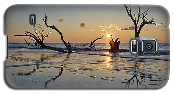 Boneyard Beach Sunrise Galaxy S5 Case