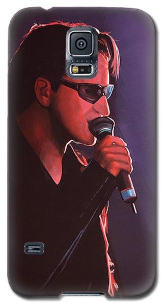 Bono U2 Galaxy S5 Case by Paul Meijering
