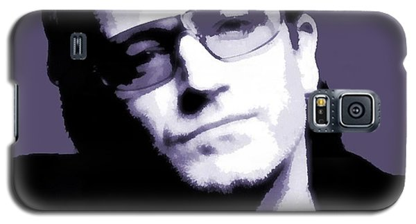 Bono Portrait Galaxy S5 Case by Dan Sproul