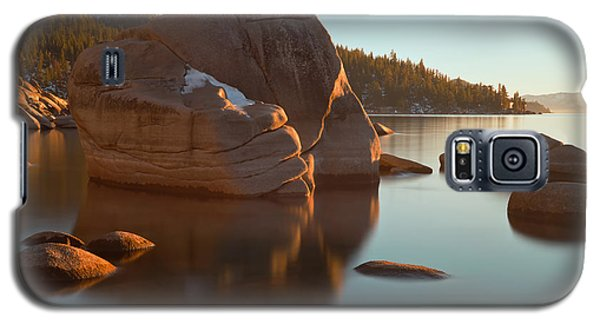 Galaxy S5 Case featuring the photograph Bonsai Rock by Jonathan Nguyen