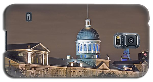 Bonsecours At Night Galaxy S5 Case