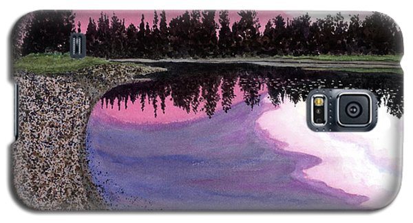 Bonsette's Sunset Galaxy S5 Case by Joel Deutsch