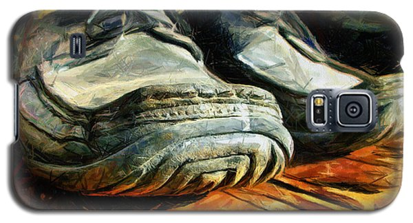 Boogie Shoes - Walking Story - Drawing Galaxy S5 Case