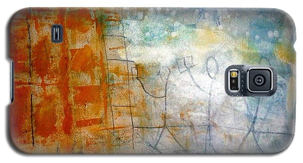 Book Creatures Galaxy S5 Case by Lesley Fletcher