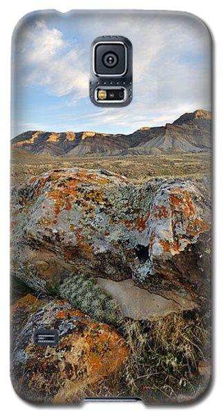 Bookcliffs 145 Galaxy S5 Case