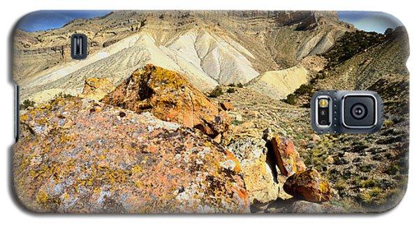 Book Cliffs 3 Galaxy S5 Case