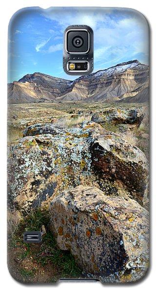 Bookcliffs 72 Galaxy S5 Case