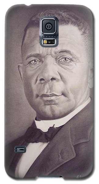 Booker T Washington Galaxy S5 Case by Wil Golden