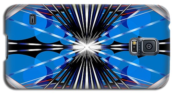 Galaxy S5 Case featuring the digital art Boomerang by Brian Johnson