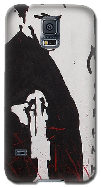 Boondock Saints Panel One Galaxy S5 Case by Marisela Mungia