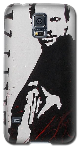 Boondock Saints Panel Two Galaxy S5 Case by Marisela Mungia