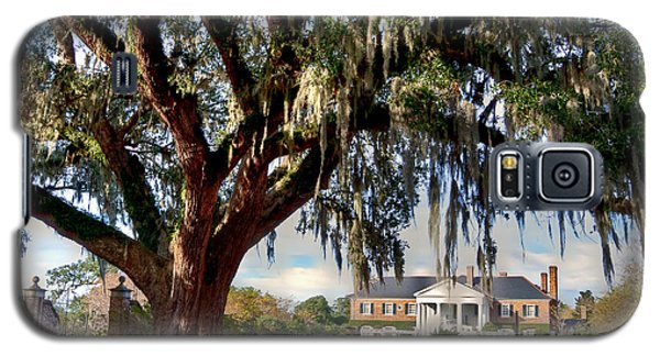 Boone Hall Mansion Galaxy S5 Case