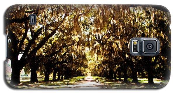 Boone Plantation Galaxy S5 Case