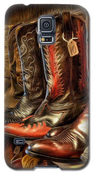 Boot Rack Galaxy S5 Case