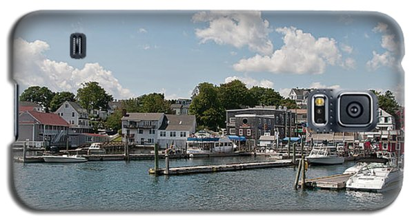 Boothbay Harbor 1242 Galaxy S5 Case