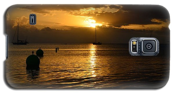 Boqueron 4979 Galaxy S5 Case by Ricardo J Ruiz de Porras