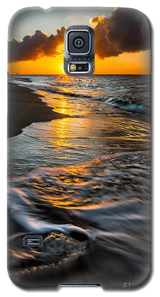 Boracay Sunset Galaxy S5 Case