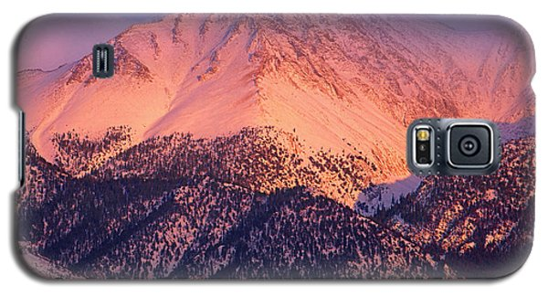 Borah Peak  Galaxy S5 Case