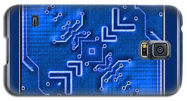 Bored Board Galaxy S5 Case by Barbara R MacPhail