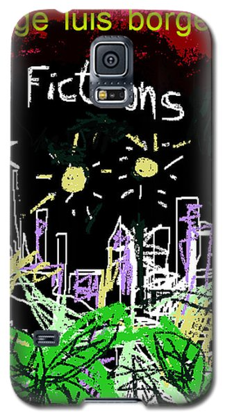 Borges Fictions Poster  Galaxy S5 Case