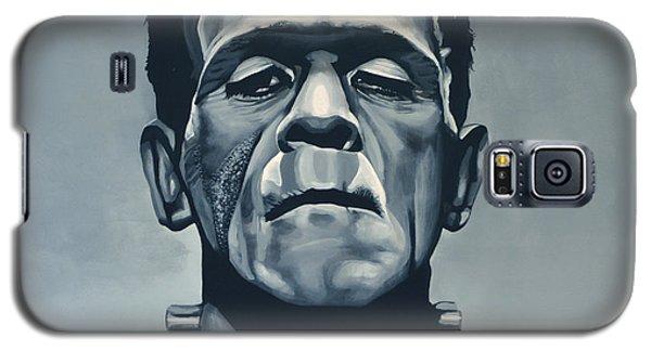 Boris Karloff As Frankenstein  Galaxy S5 Case
