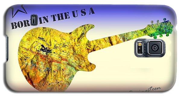 Born In The U S A Bruce Springsteen Galaxy S5 Case