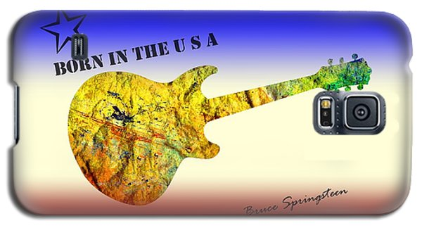 Born In The U S A Bruce Springsteen Galaxy S5 Case